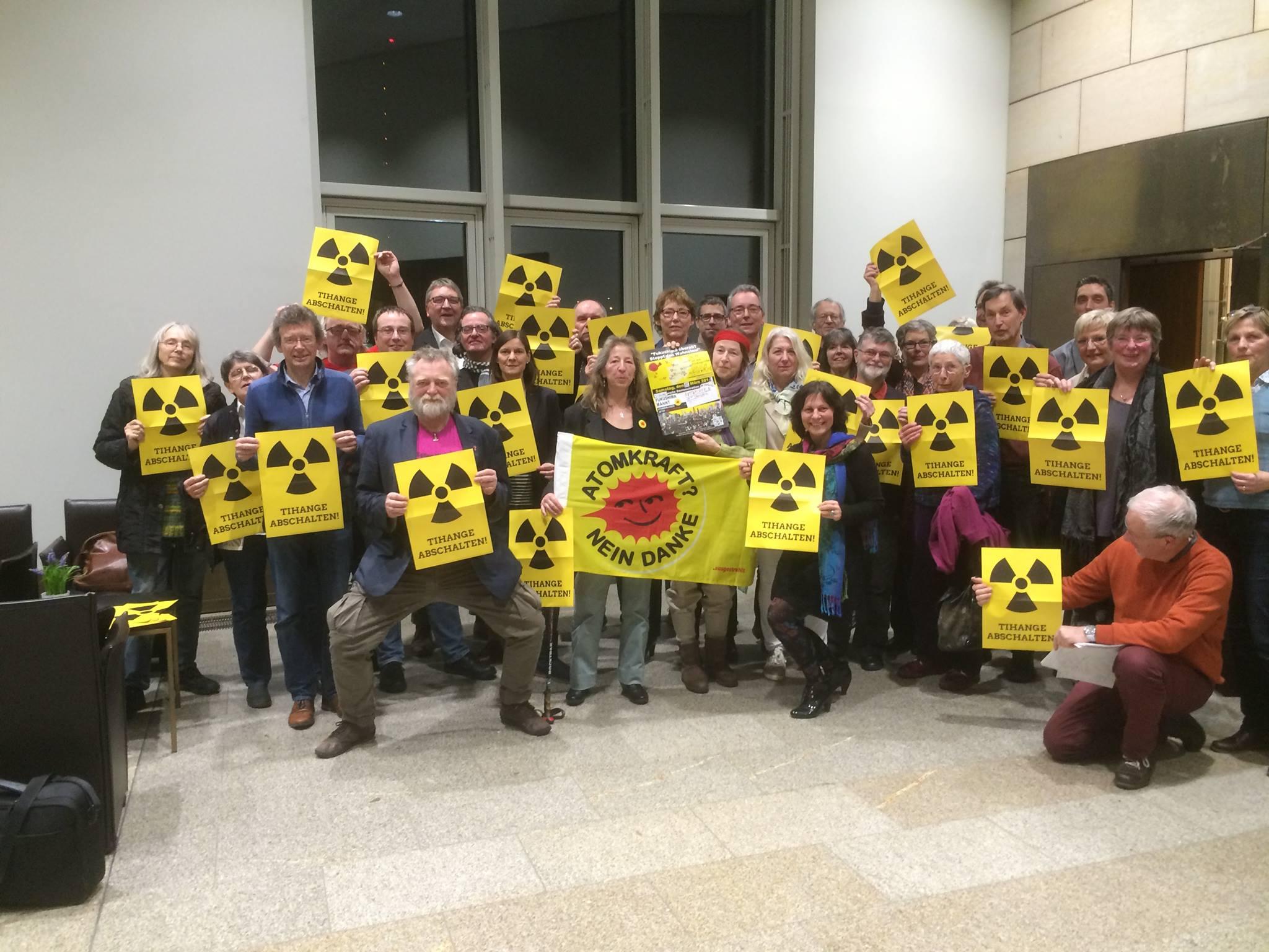Atompolitischer Ratschlag in Düsseldorf