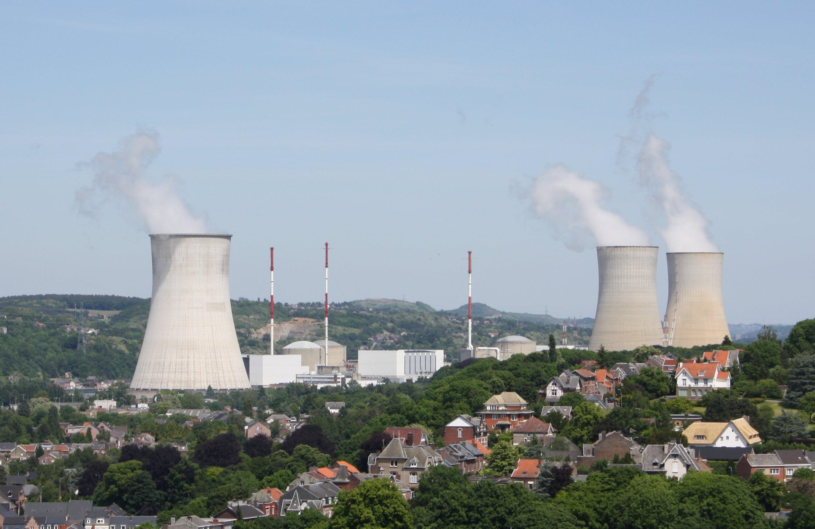 Ministerrat für Beitritt zur Greenpeace-Klage gegen AKW Tihange 1