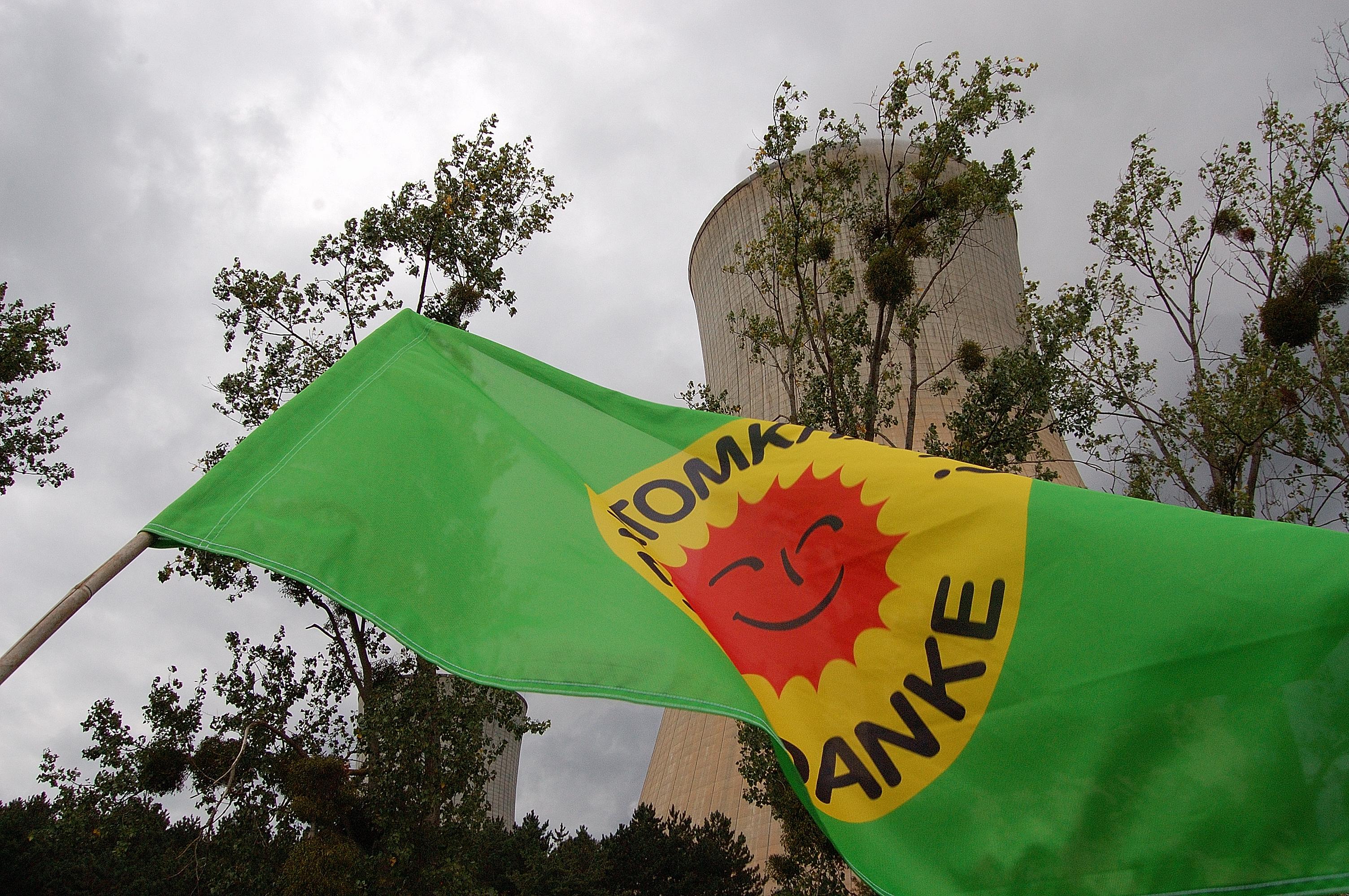 Petition: Exportstopp Brennelemente nach Tihange