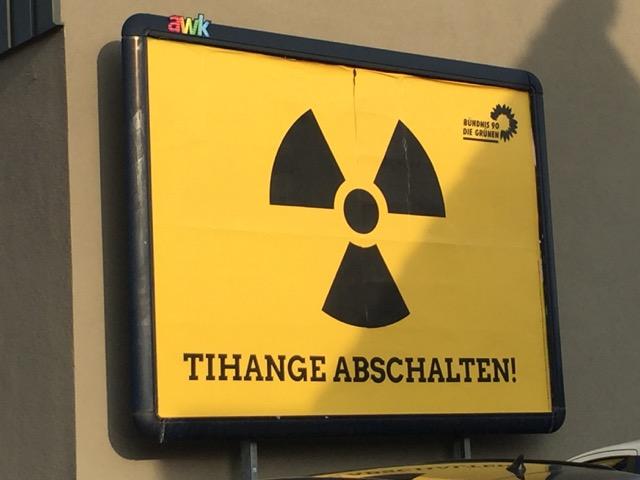 Staatssekretär Rheinland Pfalz Griese: Tihange abschalten, Belgien bei Energiewende unterstützen