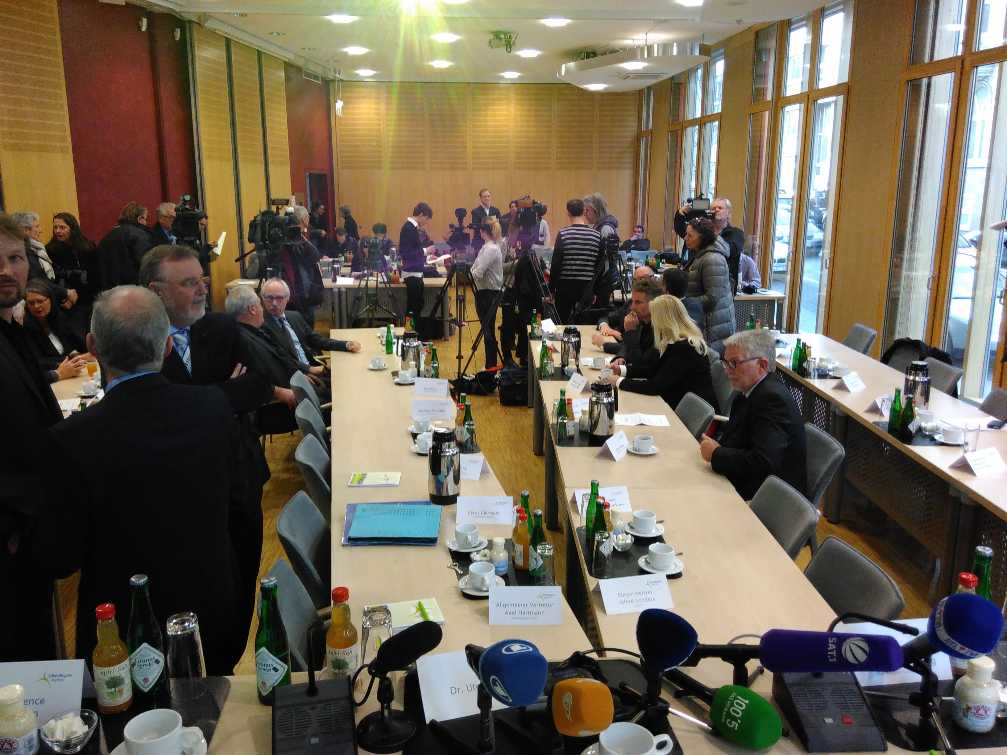 StädteRegion Aachen reicht Klage gegen Tihange ein