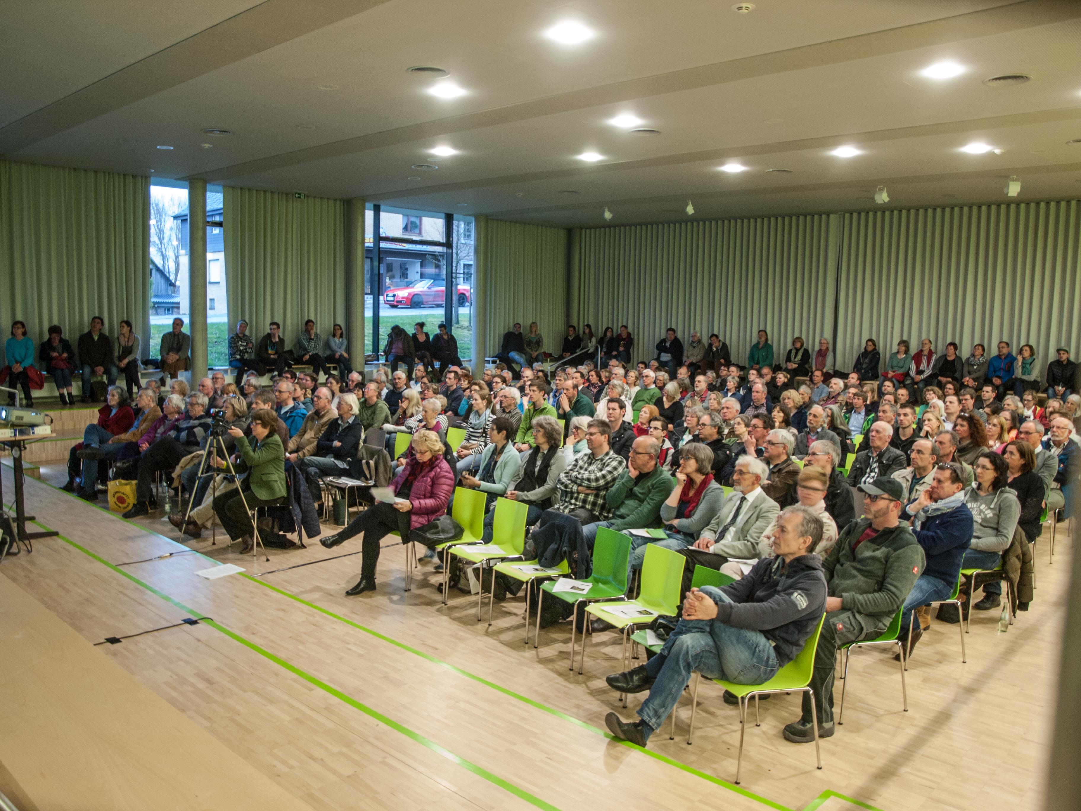 Was tun bei einem Reaktorunfall – Ist die Nordeifel vorbereitet?