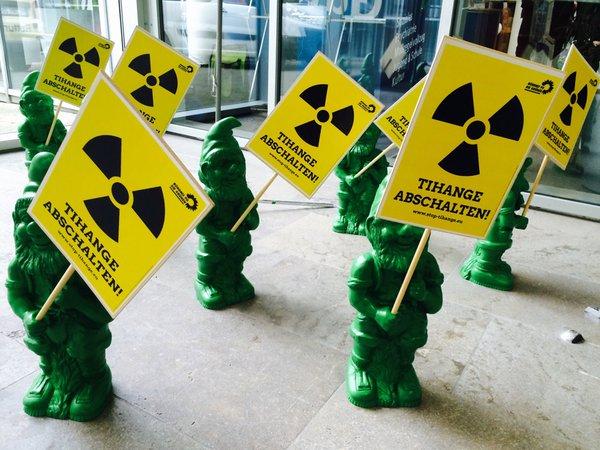 Delegation aus NRW fordert in Berlin: Tihange abschalten