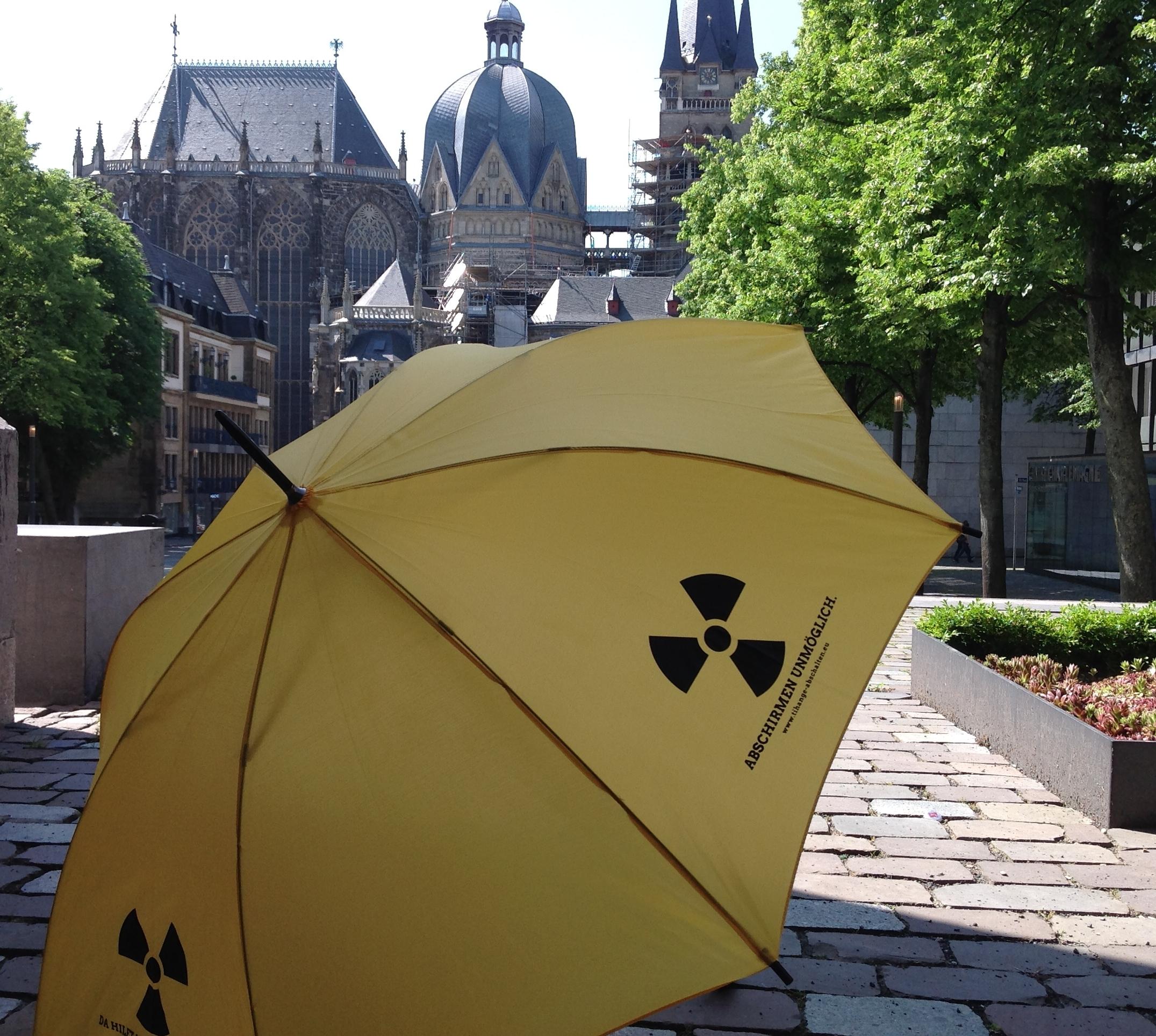 Neue Schirme im GRÜNEN Zentrum erhältlich!