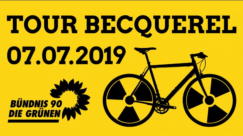 Tour Becquerel – Raddemo 2019